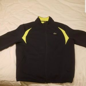 Lacoste Full Zip Sweatshirt